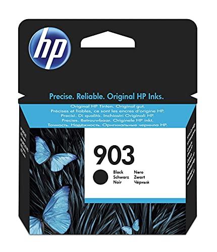 HP 903 T6L99AE, Negro, Cartucho de Tinta Original, compatible con impresoras de inyección de tinta HP OfficeJet 6950, 6951, HP OfficeJet Pro 6960 y 6970