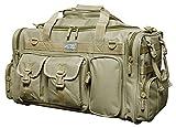 Nexpak 26' Tactical Duffle Military Molle Gear Shoulder Strap Range Bag TF126 TAN