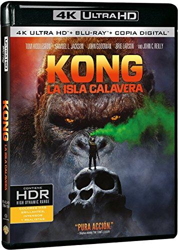 Kong: La Isla Calavera 4k Uhd ...