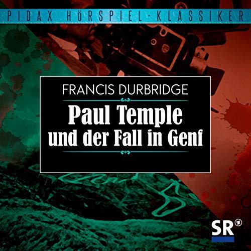 Paul Temple und der Fall in Genf Titelbild