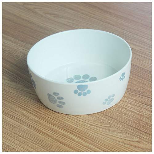 Ice con huisdier kom, hoge capaciteit keramische huisdier hond kat water voedsel kommen vaatwasser en magnetron Oven veilig