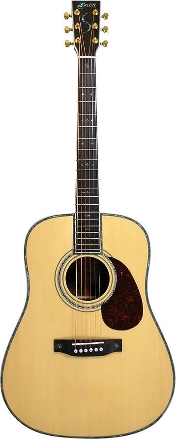 保育園証明虫を数えるS.Yairi ヤイリ Traditional Series アコースティックギター YD-65/NA ナチュラル ソフトケース付属