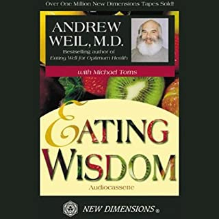 Eating Wisdom audiobook cover art