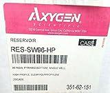Axygen RES-SW96-HP Pirámide inferior de perfil alto, solo pozo 25/cs sellado.