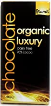 Plamil - Organic Luxury Chocolate 70% Cocoa - 100g