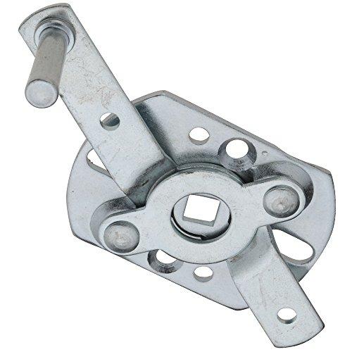 "National Hardware N280-701 V7645 Swivel Locks in Zinc, For 5/16"" sq shaft"