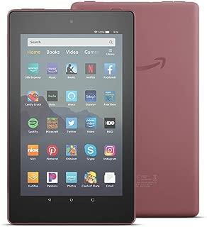 "Fire 7 Tablet (7"" display, 16 GB) – Plum"