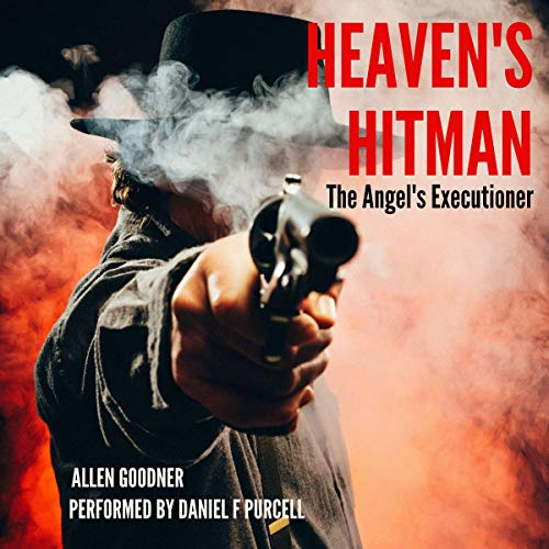 Heaven's Hitman audiobook cover art