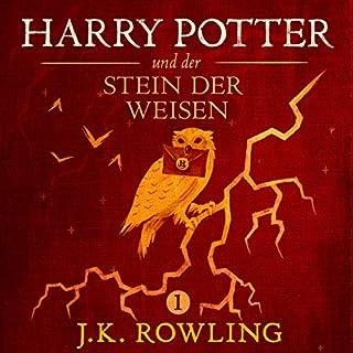 Couverture de Harry Potter und der Stein der Weisen
