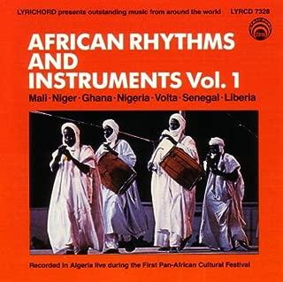 African Rhythms & Instruments 1