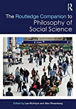 The Routledge Companion to Philosophy of Social Science (Routledge Philosophy Companions) (English Edition)