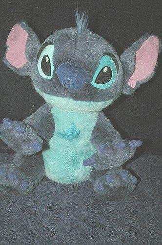 Gross Disney Lilo & Stitch Spielzeug - 35cm Stitch Plüsch Puppe