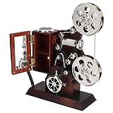 Wifehelper Scatole Musicali, proiettore d'Epoca inciso Carillon di Gioielli Carillon Musicale Scatole Musicali antiche Regalo di Compleanno per Bambini