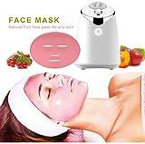Frucht-Gesichtsmaske-Maschine, Acogedor Frucht-Gemüse DIY Automatische Gesichtsmaske Face Maker Volle Automatisierung - DIY Natural Fruit Vegetable Facial Care(EU)