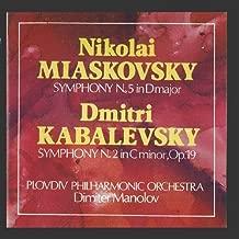 myaskovsky symphony 5
