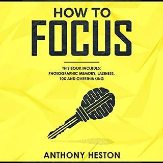 How to Focus (Fastlane to Success Bundle) audiobook cover art