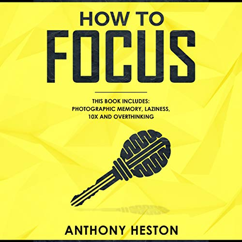 How to Focus (Fastlane to Success Bundle) audiobook cover art