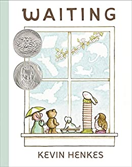 Waiting by [Kevin Henkes]
