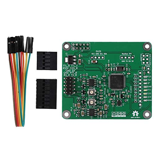 MMDVM Hotspot Expansion Board D-Star Amateur voice modes Open Source Multi Mode for Raspberry Pi 950I 338 Vitex DR-1X