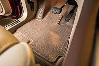 product image for 2017-2017 Mercedes GL Class SUV Exact Mats Clear Floor Mats (2 Piece Fronts & 2 Piece Rears)