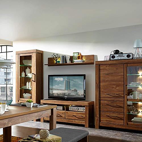 Peter GTCC901041 Wandboard, Holz, braun, 27 x 139 x 25 cm - 2