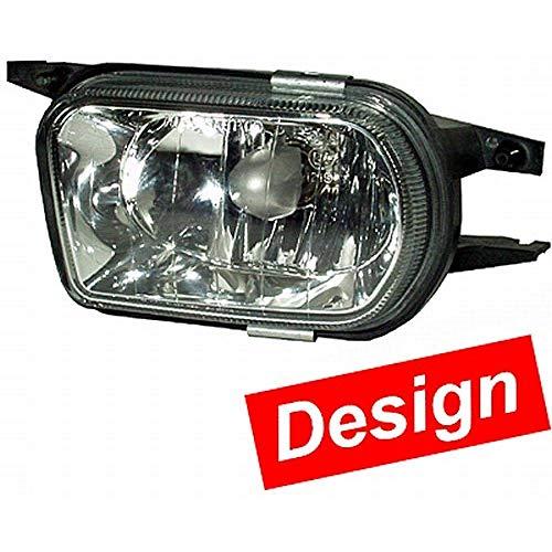 HELLA 1NA 007 976-121 Nebelscheinwerfer - Halogen - HB4 - 12V - glasklare Streuscheibe - rechts