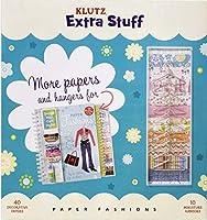 Paper Fashions: Extra Stuff (Klutz Extra Stuff)