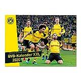 Borussia Dortmund BVB 09 XXL Kalender 2020 -