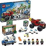 WXX Lego City Rueda Gigante Off-Road Gran Robo Set ensambladas Regalos Building Blocks Muchachos de los niños Juguetes educativos de cumpleaños de Navidad