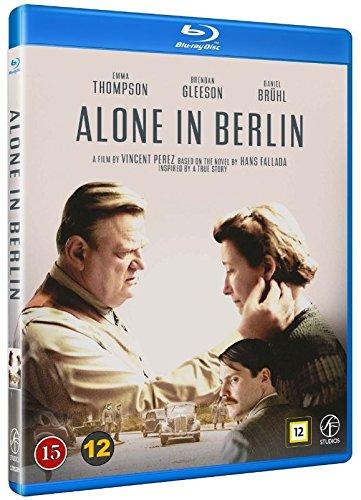 Alone in Berlin (Blu-ray Import Region B) Emma Thompson, Daniel Brühl, Brendan Gleeson, Mikael Persbrandt