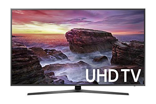 Samsung UN50MU6070FXZA Flat 50' LED 4K UHD 6 Series SmartTV 2017