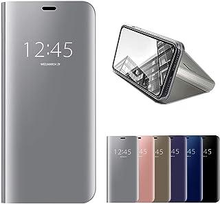 حافظة HMOON Mirror Flip لهاتف Galaxy A90 5G