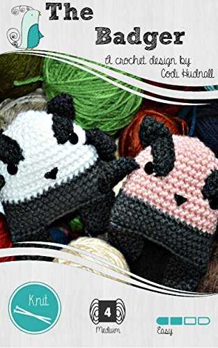 Badger Free English and Dutch pattern on blog linkhellip ... | 500x313