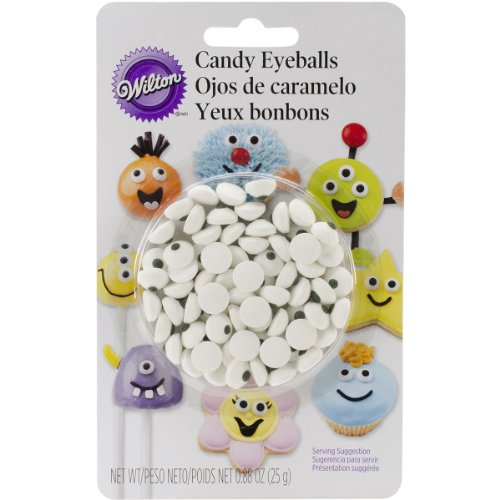 Wilton Candy Eyeballs, 56 Count