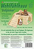 "Resch Nr22 Wohlfühlhaus ""Großglockner"" naturbelassenes Massivholz aus Fichte - 5"