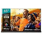 Hisense 65' OLED 4K 2021 65A98G, Soundbar Integrata 2.1.2 120W Dolby Atmos,...