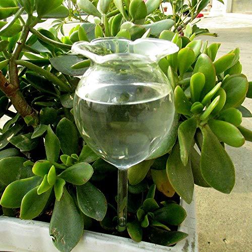 Marasala Automatisch Bewässerung Für Topfpflanzen, Einstellbar Bewässerungssystem Garten zur Pflanzen Blumen Zimmerpflanze, Ideal Wasserversorgung Während Ihrem Urlaub (A)