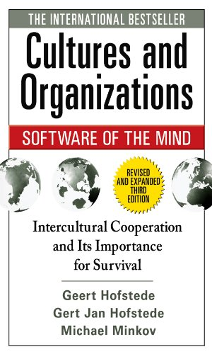 Cultures and Organizations: Software of the Mind, Third Edition (English Edition)