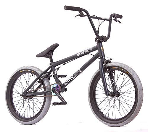 KHE Bicicletta BMX COPE AM nero 20 pollici brevettata Affix 360° solo 10,9 kg!