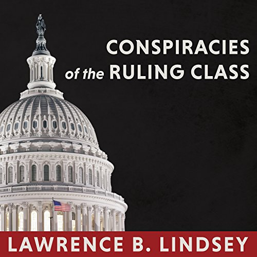 Conspiracies of the Ruling Class audiobook cover art