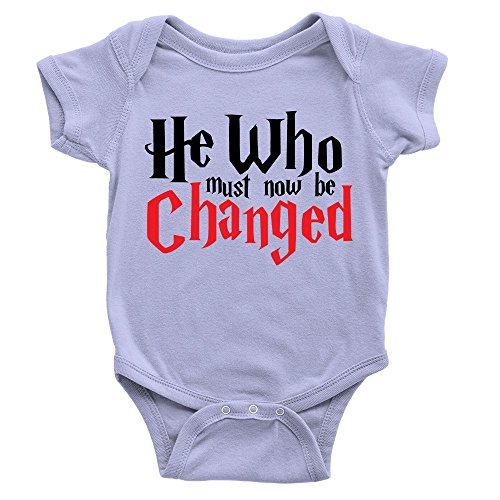 He Who Must Be Changed Babygrow