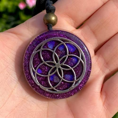 Orgonite Necklaces By Seed Of Life