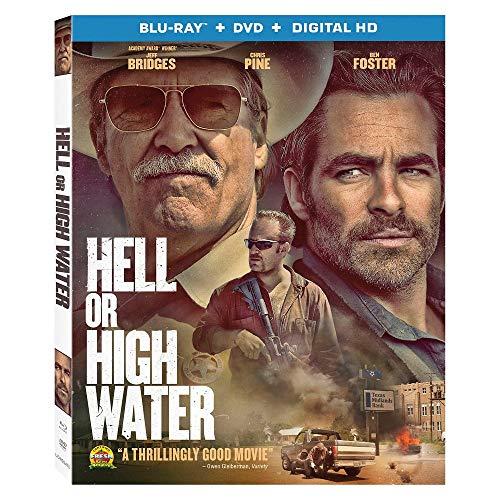 Lionsgate Hell Or High Water [Blu-ray + DVD + Digital HD]