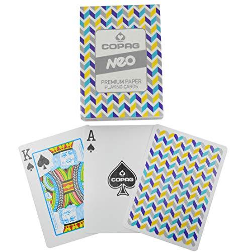 Copag 22501755 NEO Premium Spielkarten - Tune In