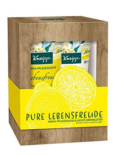 Kneipp Geschenkpackung Pure Lebensfreude, Duschgel & Körperlotion
