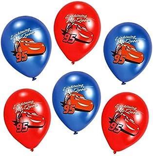 3x diapositives BALLON CARS DISNEY BALLON HELIUM lüftballon Ballon Anniversaire Enfants