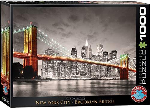 EuroGraphics puzzel New York City Brooklyn Bridge