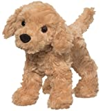 Cuddle Toys 4011 Thatcher GOLDEN RETRIEVER Chien, 20 cm longeur (Peluche)
