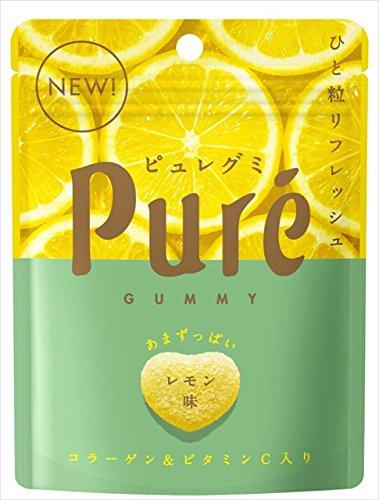 ピュレグミ レモン 6袋