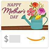 Amazon eGift Card - Mother's Day Watering Can Bouquet
